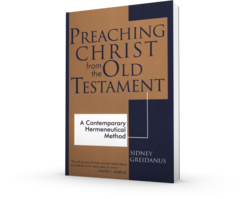 Preaching Christ from the Old Testament - 3D